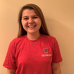 UGA Mentor Program Ambassador Madison Drummond