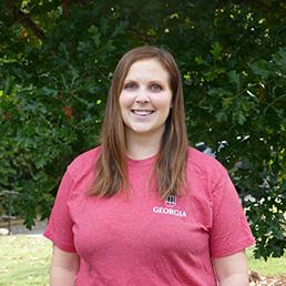 UGA Mentor Program Ambassador Sara Ervin