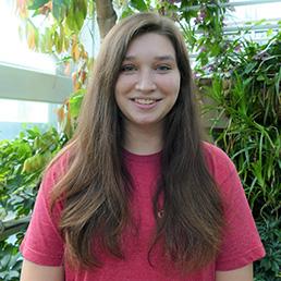 UGA Mentor Program Ambassador Elena Griggs