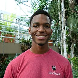UGA Mentor Program Ambassador Kevin Nwogu