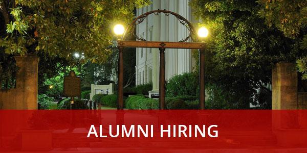 Alumni Hiring