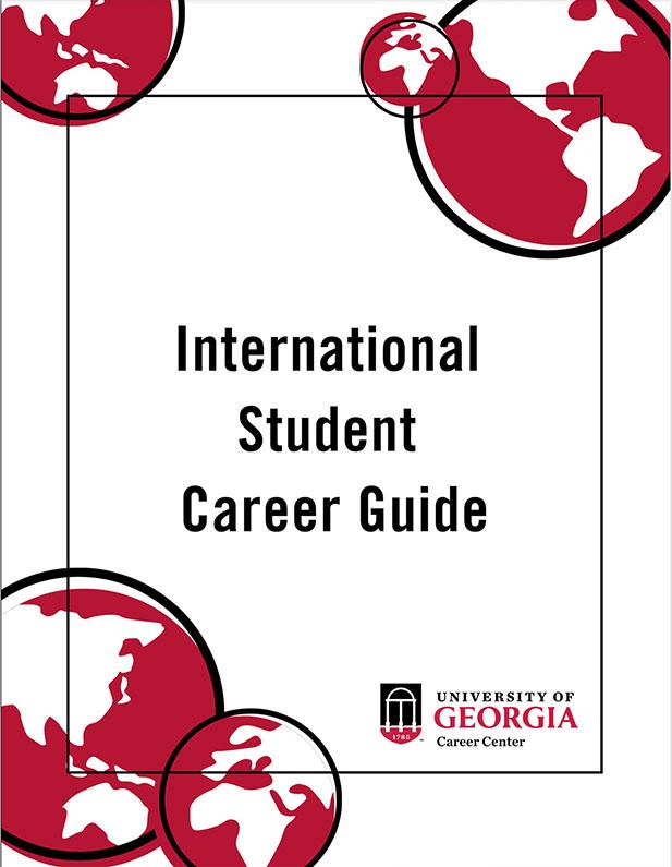 UGA International Student Career Guide