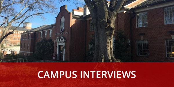 Campus Interviews
