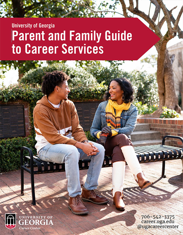 Parent and Family Guide to Career Services