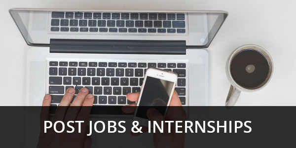 Post Jobs and Internships
