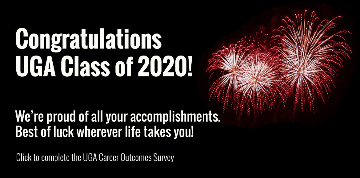Congratulations Class of 2020 - we are proud of all of your accomplishments
