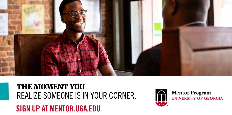 UGA Mentor Program - http://mentor.uga.edu