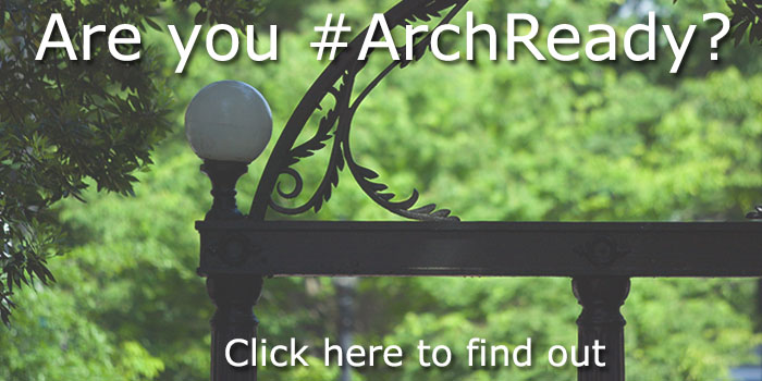 Are you #archready?