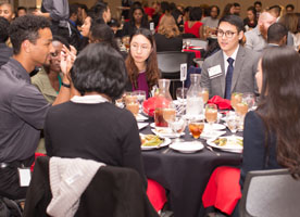 Do's & Don'ts at the Diversity and Inclusion Networking Dinner