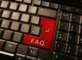 Career Center FAQ's