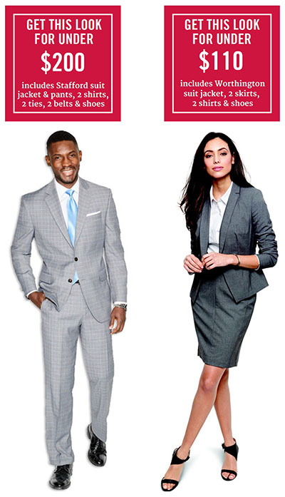 Get this look - business attire