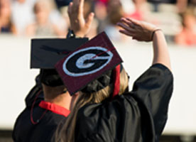 UGA achieves career outcomes rate of 95%+ for fifth year running