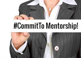 #CommitTo Mentorship!