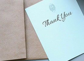 Why Thank You Notes Matter