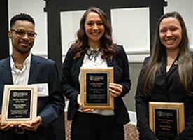 2019 UGA Student Employee of the Year