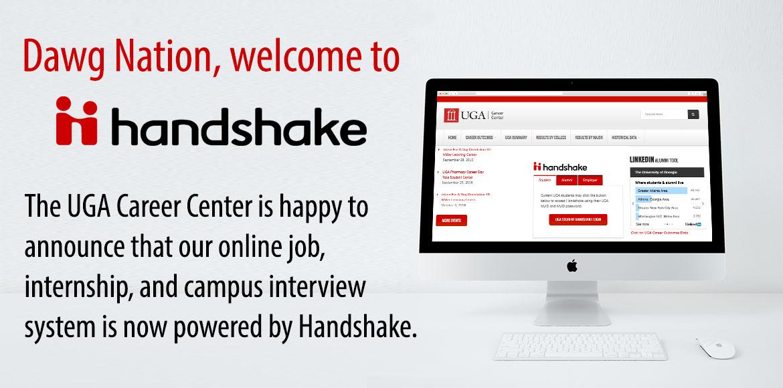 Welcome to Handshake